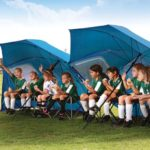 Super-Brella – Portable Sun and Weather Shelter $31.49 (Retail $44.99)