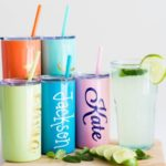 Mini Version Slim Tumblers $13.99 (Retail $24.50)