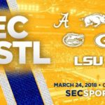 2018 SEC Gymnastics Championship March 24 at Chaifetz Arena Ticket Discount & Giveaway