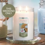 Yankee Candle – Buy Up To 3 Candles Get 3 FREE