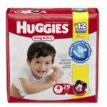 Walgreens – Huggies Diapers As Low As $4.50