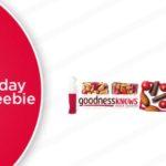 Shop 'n Save – FREE goodnessknows® Bar
