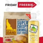 Shop 'n Save – FREE Lamb Weston Fries, Hashbrowns or Potato Puffs and FREE Sparkling Ice Sparkling Water