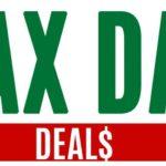 Tax Day Freebies & Deals April 17th 2018