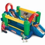 Little Tikes Jump and Double Slide Bouncer $235 Shipped (Retail $379.99)