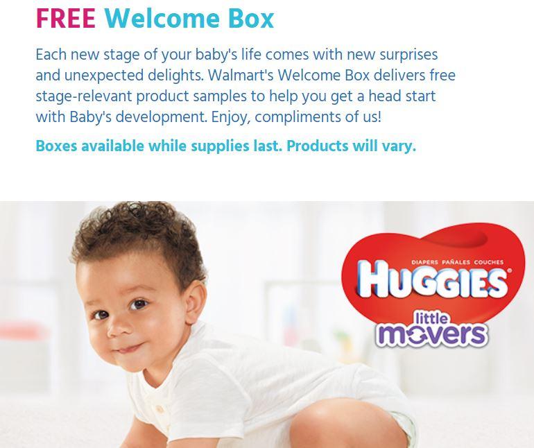 Free Walmart Baby Box - STL Mommy