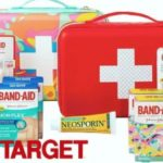 Free First Aid Bag With Your Purchase Of 3 First Aid Products At Target