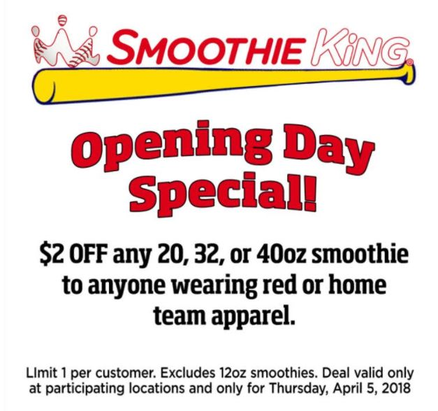 photo relating to Smoothie King Printable Coupon named Smoothie king discount coupons 2018 / All inclusive honeymoon inns