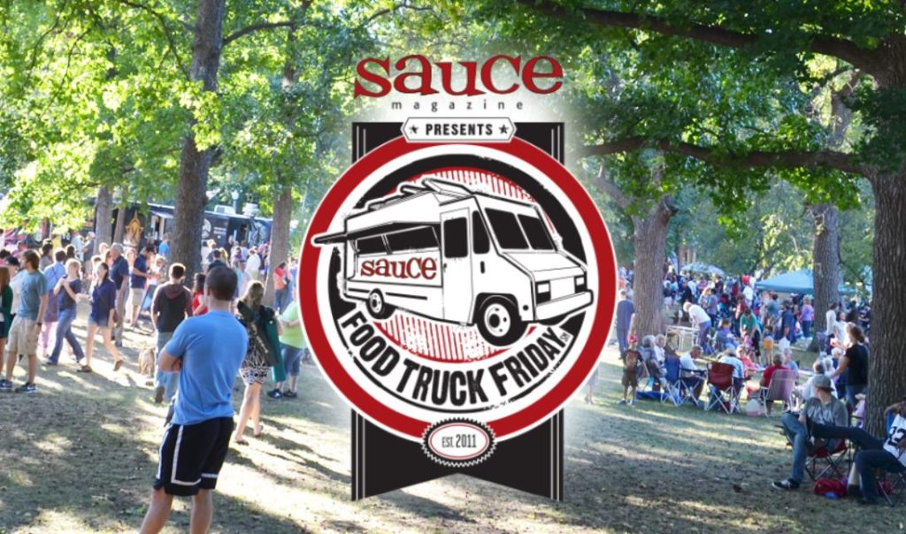 Sauce Magazine S Food Truck Friday Schedule 2018 Stl Mommy