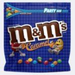 Dollar Tree 5 FREE M&M's Caramel Fun Size 6-Count Packs