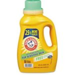 Walgreens – Arm and Hammer Laundry Detergent $1.39