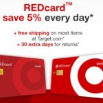 Apply For A Target RedCard And Get $25 Off Of Your Future $100 Purchase At Target