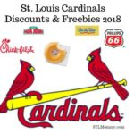 St. Louis Cardinals Discounts & Freebies – Krispy Kreme, Lions Choice, Chick-fil-A & More