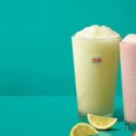 FREE Dunkin' Donuts Frozen Lemonade Sample Today Only