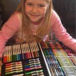 Crayola Inspiration Art Case: 140 Pieces, Art Set $19.97 (Retail $26+)