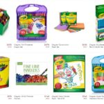 Crayola Products Up To 40% Off + FREE Shipping