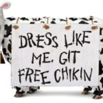 Chick-fil-A Cow Appreciation Day FREE Entree July 10th 2018 #CowAppreciationDay