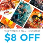 ATOM Tickets $8 Off Summer Movie Special