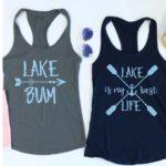 Lake Life Tanks $11.99 (Retail $24.99)