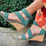 Summertime Wedges $23.99 (Retail $74.99)