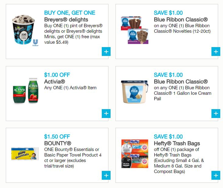 photograph about Breyers Ice Cream Coupons Printable referred to as Fresh new Printable Coupon codes - Breyers, Blue Ribbon, Enrow