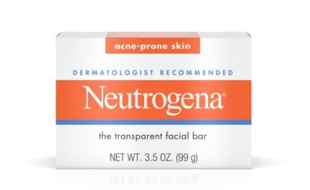 Neutrogena Acne Bar Soap Moneymaker At Walmart - STL Mommy