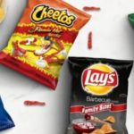 Walmart –  Lay's, Doritos, Cheetos, Tostitos, and More 2 For $5