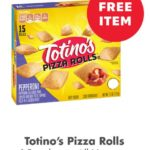 Schnucks FREE Totino's Pizza Rolls 15 ct. Box