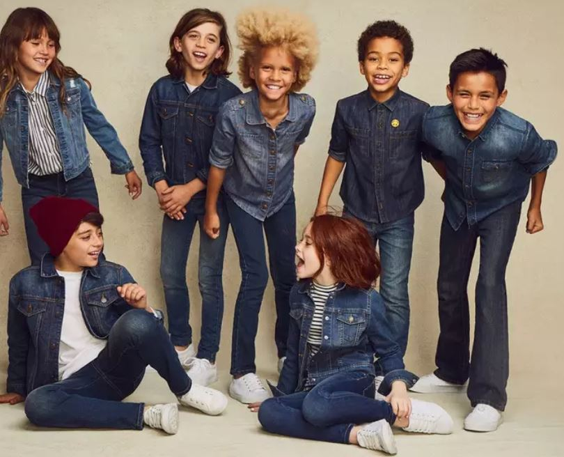 photograph regarding Crazy8 Printable Coupons referred to as Mad 8 - Denims As Minimal As $7.10 With This Fresh 20% Off Coupon