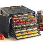 Excalibur 9-Tray Electric Food Dehydrator $154.99 Shipped (Retail $200)