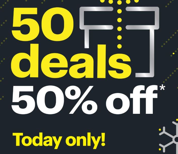 2404006e2344 HOT DEAL* Best Buy 50% Off Select Items *Today ONLY* - STL Mommy