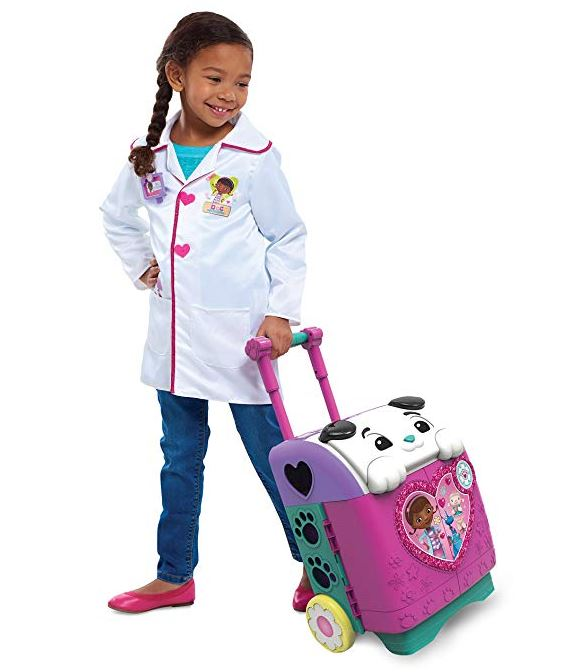 Doc Mcstuffins Baby All In One Nursery Pet Rescue Mobile