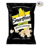 Smartfood White Cheddar Flavored Popcorn (40 Count) $8.95 Shipped