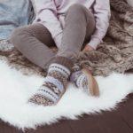 MUK LUKS Short Slipper Socks $7.99 Shipped (Retail $18)