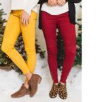 Today Only – Buy One Get One Free Leggings & Jeggings + FREE Shipping