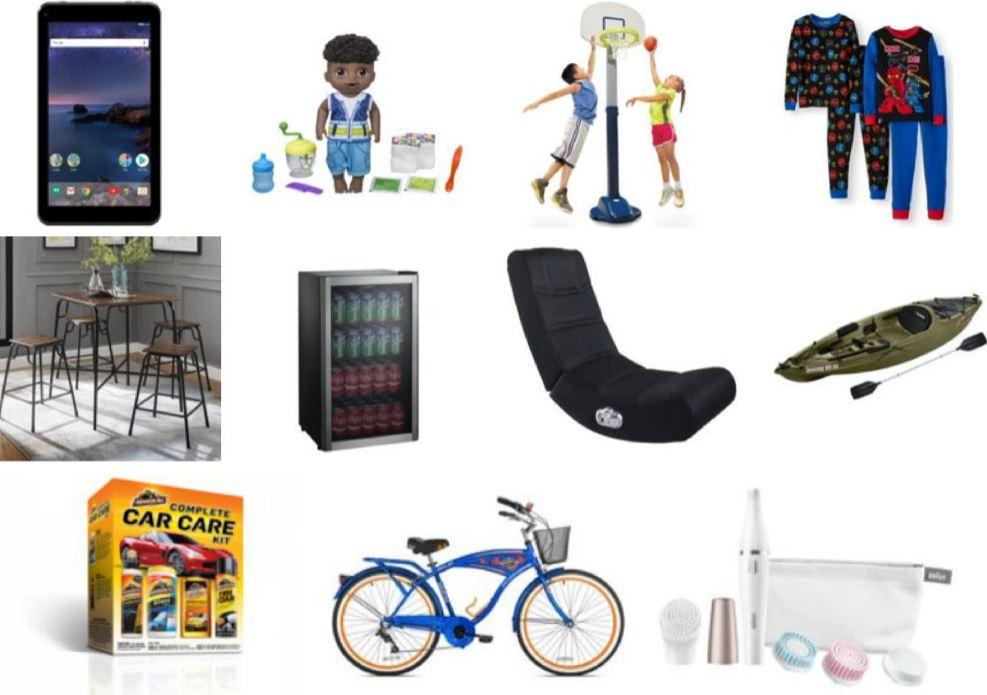 Walmart 20 Days Of Deals - Little Tikes Basketball Set