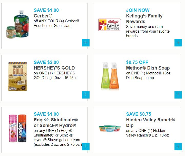photograph about Gerber Printable Coupons named Contemporary Printable Discount codes - SlimFast Keto, Gerber, Hersheys