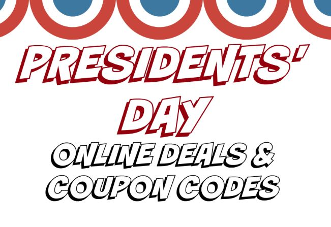 graphic relating to Stride Rite Printable Coupons titled Presidents Working day On the net Offers Coupon Codes Roundup - STL Mommy