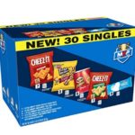 MVP Mega Variety (Pack of 30) Includes Rice Krispies, Pringles & More $9.42 Shipped