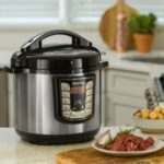 Gourmia 6-Quart Pressure Cooker $49.99 Shipped (Retail $100)