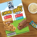 Quaker Chewy Granola Bars and Dipps 58-Count Variety Pack $7.27 Shipped