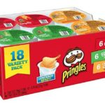 Pringles Snack Stacks 18-Count Variety Pack $6.16 Shipped