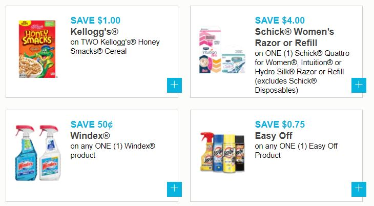 graphic regarding Zyrtec Printable Coupon called Clean Printable Discount coupons - Gerber, Kelloggs, Zyrtec, Visine