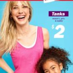 Old Navy – Tanks for Women & Girls $2 + MORE