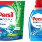 Persil Laundry Detergent 40 oz or Power-Caps 24¢ At Walmart