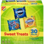 Nabisco Sweet Treats Variety Pack Cookies, 30 Count Box $6.63 Shipped