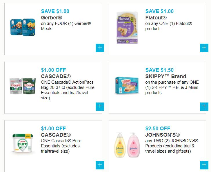 New May Printable Coupons Over 100 In Savings Stl Mommy