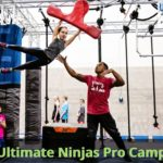 Ultimate Ninjas Pro Camp Giveaway