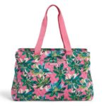 HOT Vera Bradley Outlet Sale + Triple Compartment Travel Bag $24.85 Shipped (Retail $118)