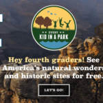 FREE National Parks Pass for Families with 4th Graders